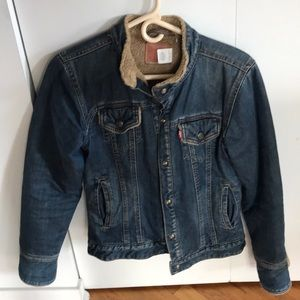 Levi's Sherpa Jacket *M*